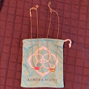 Set of Kendra necklaces